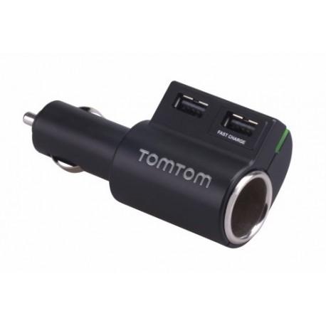TomTom Chargeur multiprise haute vitesse (9UUC.001.04)