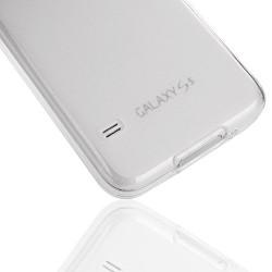 Bingsale Coque de protection en silicone et TPU pour Samsung Galaxy S5 Mini (Samsung Galaxy S5 Mini, transparent)