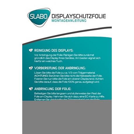 """4 x Slabo Film de protection d'écran Samsung Galaxy Note 4 protection écran film de protection film """"Ultra Clair"""" invisible MADE"""