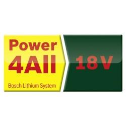 Bosch Batterie lithium-ion 18 V/2,0 Ah Vert 1600Z0003U