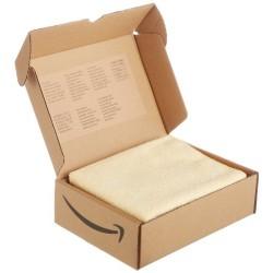 AmazonBasics Lot de 3 chiffons microfibres ultra-épais