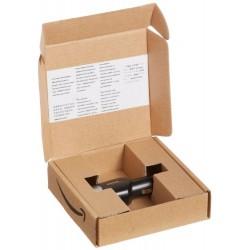 AmazonBasics Chargeur allume-cigare double USB pour appareils Apple et Android 4A