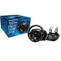 Thrustmaster T300 RS Volant + Pédalier pour PS3/PS4 et PC Noir compatible avec Drive Club, The Crew et Project Cars