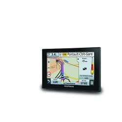 Garmin Nüvi 2589 LMT - GPS Auto écran 5 pouces - Appel mains libres et commande vocale - Info Trafic et carte (45 pays) gratuits