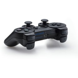 Manette PS3 Dual Shock 3 - noire [import europe]