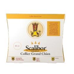 Scalibor collier 65 cm anti tiques, moustiques, phlébotomes pour grand chien