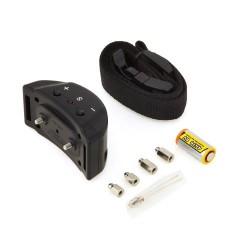 Collier anti aboiement électrique pour entraîner chien pour entraîner chien bouton acoustique Secousse