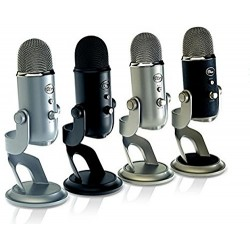 Blue Microphones - Microphone USB Yeti Argent