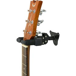 Hercules Stands GSP39WB Support mural pour Guitare Noir