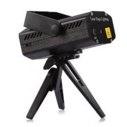 Lagute SR-07 Mini Laser Projecteur Noire Haute Qualité Lumière R&V