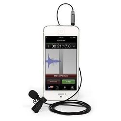 RODE SmartLavPlus Microphone lavalier pour Smartphone