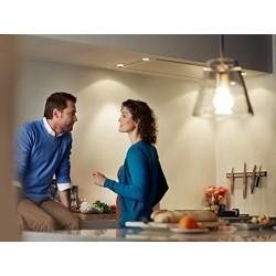 Philips - Ampoule LED Standard Culot E27 - Lot de 2 Ampoules - 7W consommés - Équivalence Incandescence 60W