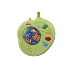 Fisher Price - K3799 - Puériculture - Chambre de bébé - Mobile Feuilles Magiques