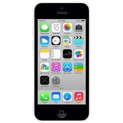 Apple iPhone 5c Smartphone débloqué 4G (Ecran : 4 pouces - 8 Go - iOS 7) Blanc