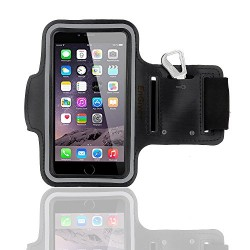 "iPhone 6 Plus Brassard de Sport , EnGive Sport Armband pour iPhone 6 Plus 5.5 "",Noir"