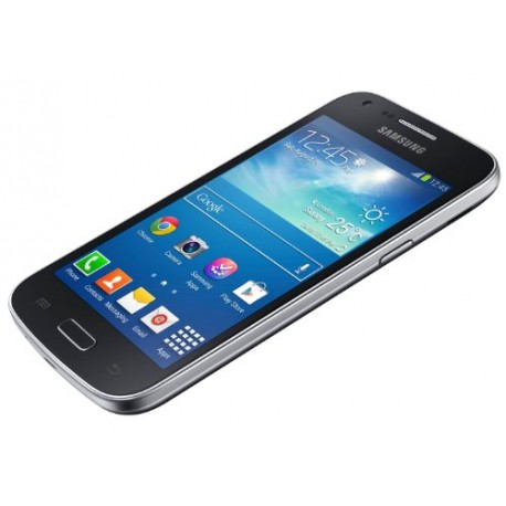 Samsung Galaxy Core Plus Smartphone 4,3 pouces Bluetooth Wi-Fi USB Android 4.2 Jelly Bean 4 Go Noir