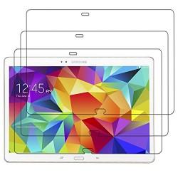 """3x film de protection pour écran Tablette tactile Samsung Galaxy Tab S 10,5"""" SM-T800 SM-T805 ultra-claire (Samsung Galaxy Tab S"""