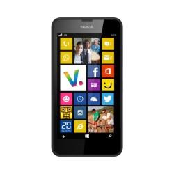 Nokia Lumia 635 Smartphone débloqué 4G (Ecran: 4.5 pouces - 8 Go - Windows Phone 8.1) Noir (micro SIM)