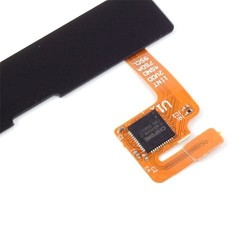 Noir Ecran Vitre Externe Glass Pour Nokia Lumia 520 + Outil Kit