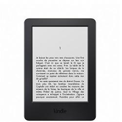 """Kindle, écran tactile 6"""" (15,2 cm) antireflet, Wi-Fi - Avec Offres spéciales"""
