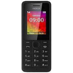 Nokia 106 Téléphone portable débloqué Noir