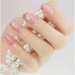 Vktech Lot de 15 pinceaux à ongles et 5 stylos dotting tools doubles pour nail art