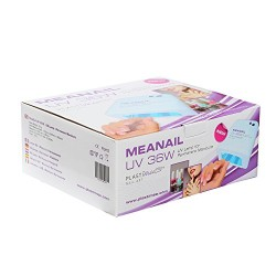 Coffret Complet Meanail - Onglerie permanente - Lampes UV