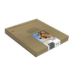Epson T0715 Cartouche d'encre d'origine DURABrite Ultra Multipack Noir, Cyan, Magenta, Jaune [Emballage « Déballer sans s'énerve