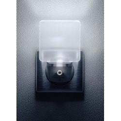 Integral LED ILNL-CL-EU Lumière pour Enfants Veilleuse Auto Senseur avec Détecteur de Lumière à Capteur Automatique Blanc 11,4 x