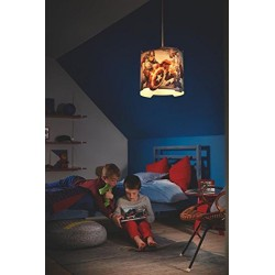 Philips Disney/Marvel - Suspension/Lustre Avengers - Luminaire chambre d'enfant