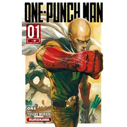 One-Punch Man - T1