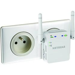Netgear WN3000RP-200FRS Répéteur Wifi N300