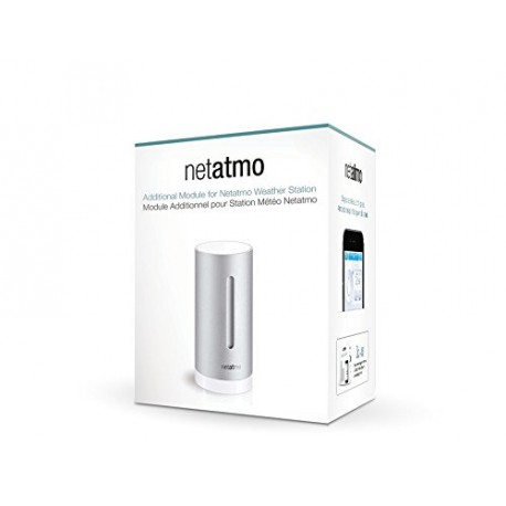 Module Additionnel pour Station Météo Netatmo
