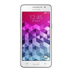 Samsung Galaxy Grand Prime Smartphone débloqué 4G (Ecran : 5 pouces - 8 Go - Simple SIM - Android 4.4 KitKat) Blanc