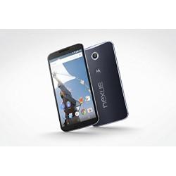 Motorola Nexus 6 Smartphone débloqué 4G (Ecran: 6 pouces - 32 Go - Nano SIM - Android 5.0 Lollipop) Bleu