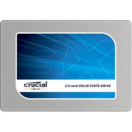 "Crucial BX100 Disque Flash SSD Interne 2,5"" 250 Go SATA III - CT250BX100SSD1"