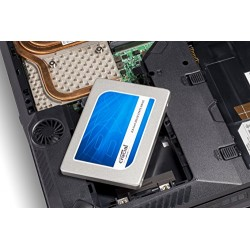 "Crucial BX100 Disque Flash SSD Interne 2,5"" 250 Go SATA III - CT250BX100SSD1"