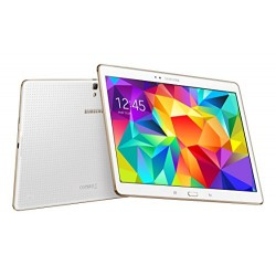 "Samsung Galaxy Tab S Tablette tactile 10,5"" (25,65 cm) (16 Go, Android KitKat 4.4, Bluetooth 4.0, Wi-Fi, Blanc)"