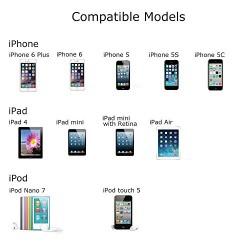 [MFI certifié Apple] Syncwire - Câble Lightning vers USB Certifié Apple - GARANTIE À VIE - pour iPhone 6 /6 Plus / 5 / 5C / 5S,