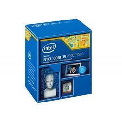 Intel Core i5 4690K Processeur 4 coeurs 3,5 GHz Socket LGA1150 Version Boîte