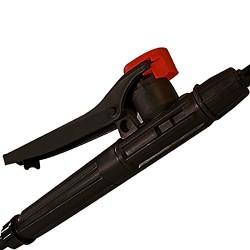 Pulvérisateur à pression à dos jardin 16,8 L Pression Entretenue avec Bretelles Accessoires inclus Grande capacité