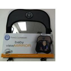 Prince Lionheart Le Rétroviseur de Bébé - Baby View Mirror - Noir / Gris