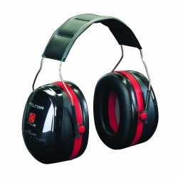 Peltor 3M Optime III Casque antibruit Version serre tête